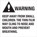 Suffocation Warning