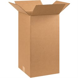 """10 x 10 x 20"""" Tall Corrugated Boxes"""
