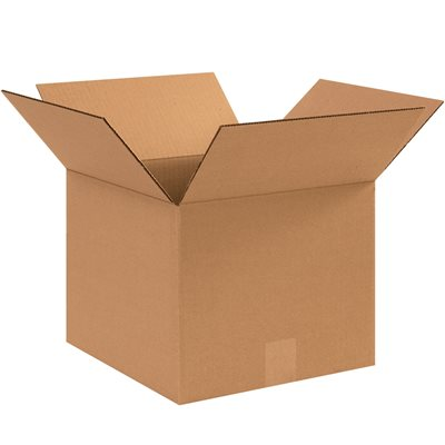 "11 x 11 x 8"" Corrugated Boxes"