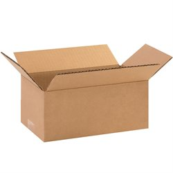 "11 x 6 x 4"" Long Corrugated Boxes"