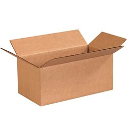 "12 x 6 x 5"" Long Corrugated Boxes"
