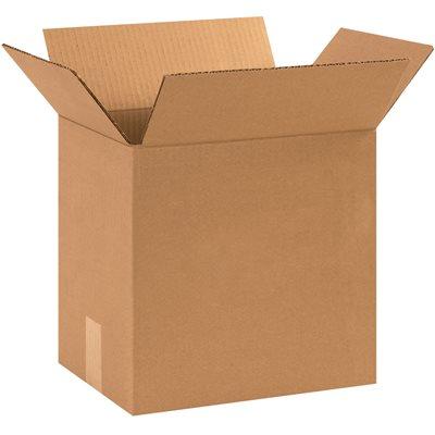 "12 1/4 x 9 1/4 x 12"" Corrugated Boxes"