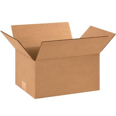 "12 x 9 x 6"" Corrugated Boxes"