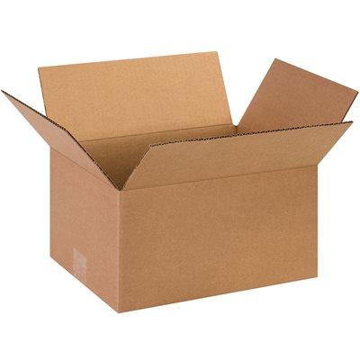 "13 x 10 x 7"" Corrugated Boxes"