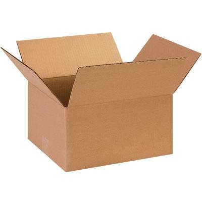 "13 x 11 x 7"" Corrugated Boxes"
