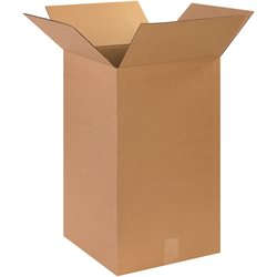 """14 x 14 x 24"""" Tall Corrugated Boxes"""