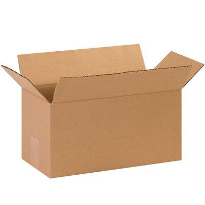 "14 x 7 x 7"" Long Corrugated Boxes"