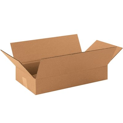 "16 x 9 x 3"" Long Corrugated Boxes"