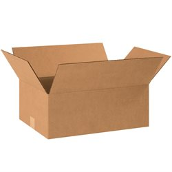 "18 x 12 x 7"" Corrugated Boxes"