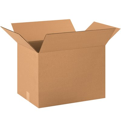 "20 x 14 x 14"" Corrugated Boxes"