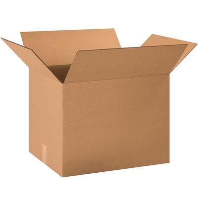 "20 x 15 x 15"" Corrugated Boxes"