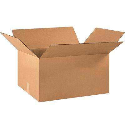 "22 x 16 x 10"" Corrugated Boxes"