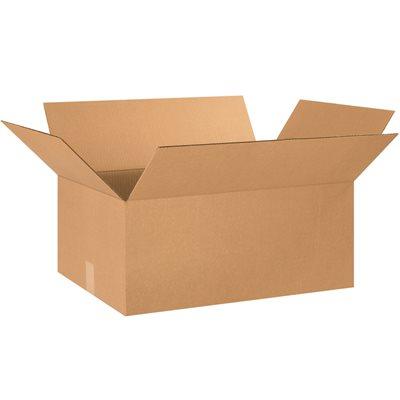 "24 x 16 x 10"" Corrugated Boxes"