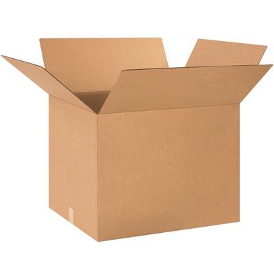 "24 x 20 x 18"" Corrugated Boxes"