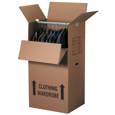 "24 x 20 x 46"" Wardrobe Boxes"
