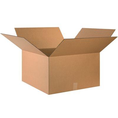 "24 x 24 x 14"" Corrugated Boxes"