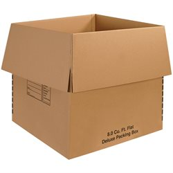"24 x 24 x 24"" Deluxe Packing Boxes"