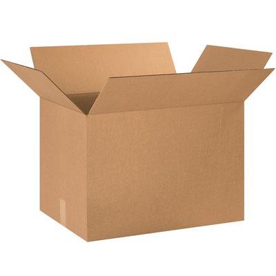 "26 x 18 x 18"" Corrugated Boxes"