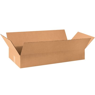 "30 x 12 x 4"" Corrugated Boxes"