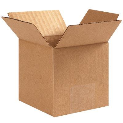 "11 x 11 x 5"" Flat Corrugated Boxes"