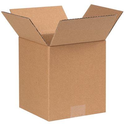 "4 x 4 x 5"" Corrugated Boxes"