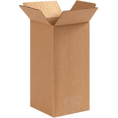 """6 x 6 x 30"""" Tall Corrugated Boxes"""