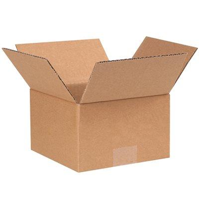 "7 x 7 x 4 1/2"" Corrugated Boxes"