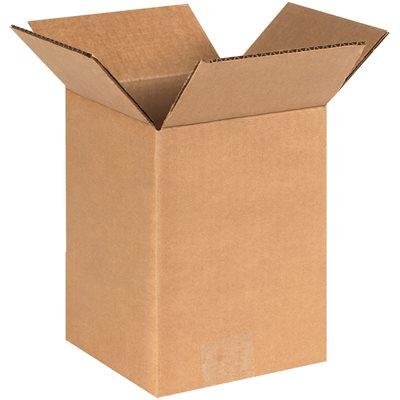 "8 x 6 x 8"" Corrugated Boxes"