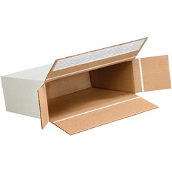 """9 1/4 x 3 x 6 3/4"""" Self Seal Side Loading Boxes"""