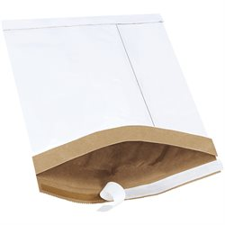 "8 1/2 x 12"" White #2 Self-Seal Padded Mailers"
