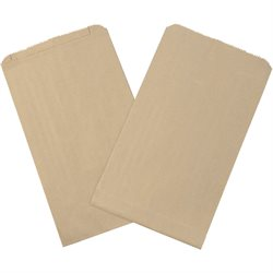 "9 1/2 x 3 x 16"" Gusseted Nylon Reinforced Mailers"
