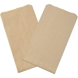 "10 1/2 x 3 3/4 x 19"" Gusseted Nylon Reinforced Mailers"