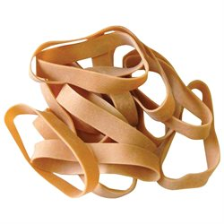 "1/2 x 3 1/2"" Rubber Bands"