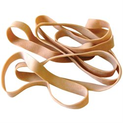 "5/8 x 8"" Rubber Bands"