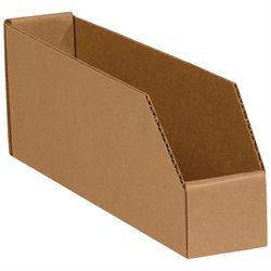"""2 x 9 x 4-1/2"""" Kraft Bin Boxes"""