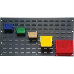 """36 x 19"""" Wall Mounted Panel Rack"""