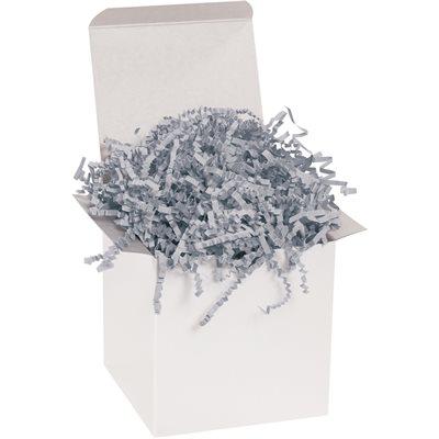 10 lb. Slate Gray Crinkle Paper
