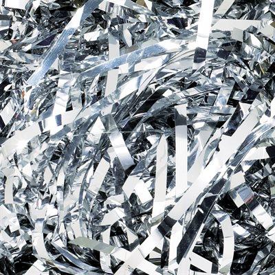 10 lb. Silver Metallic Precious Metal™ Shreds