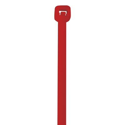 """18"""" 50# Red Cable Ties"""