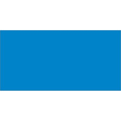 """2 x 4"""" Light Blue Inventory Rectangle Labels"""