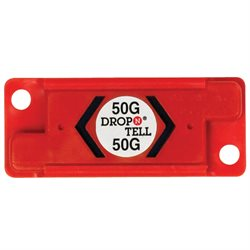 50G Resettable Drop-N-Tell® Indicators