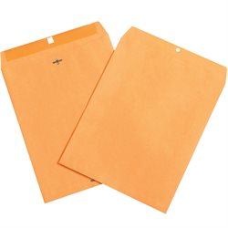 "11 1/2 x 14 1/2"" Kraft Clasp Envelopes"
