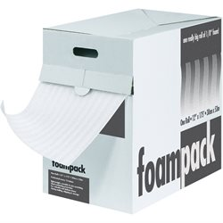 "1/4"" x 24"" x 85' Air Foam Dispenser Packs"