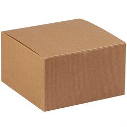 "10 x 10 x 6"" Kraft Gift Boxes"