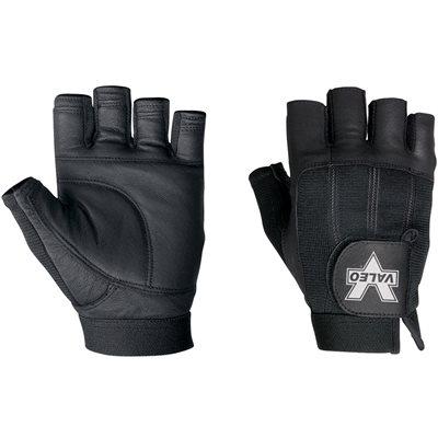 Pro Material Handling Fingerless Gloves - Medium
