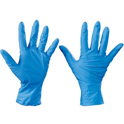 Ansell® TNT® Nitrile Gloves - Large