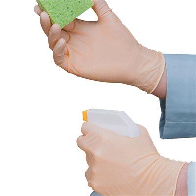 Exam Grade Latex Gloves Powder-Free - Medium