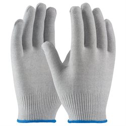 ESD Uncoated Nylon Gloves - Small