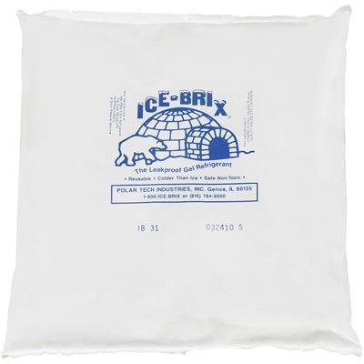 "8 x 8 x 1 1/2"" - 32 oz. Ice-Brix™ Cold Packs"
