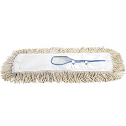 "Economy 48"" Dry Dust Mop Replacement Heads"